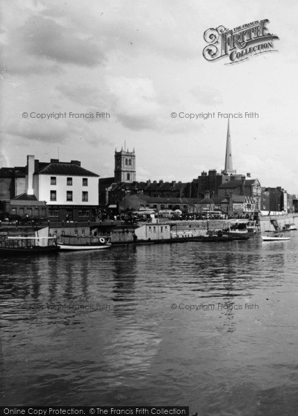 Photo of Worcester, 1936