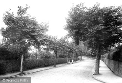 Worcester, Battenhall Road 1907