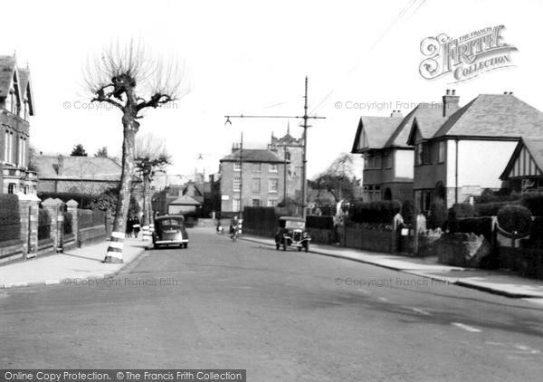 Photo of Worcester, Bromyard Road, St John's c.1950