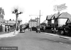 Worcester, Bromyard Road, St John's c.1950