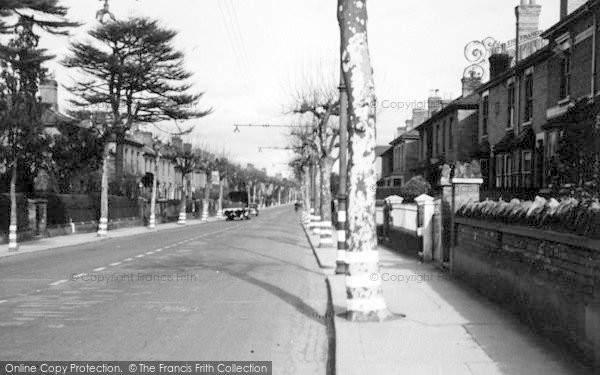 Photo of Worcester, Bromyard Road, St Johns c.1940