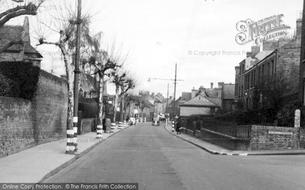 Photo of Worcester, Bromyard Road, St Johns c.1950