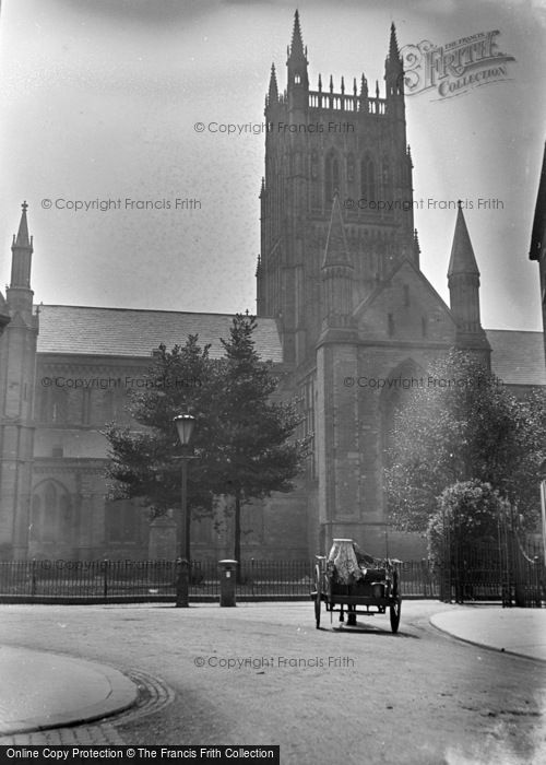 Photo of Worcester, Cathedral c.1890