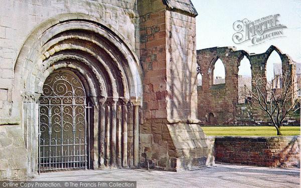 Photo of Worcester, Cathedral, Norman Arch To Cloister Entrance c.1965