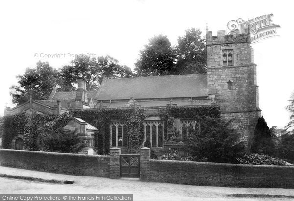 Photo of Worcester, Claines Church 1904