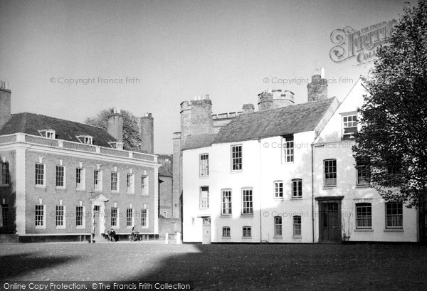Photo of Worcester, College Green c.1950