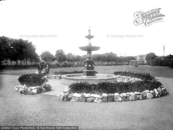 Photo of Worcester, Cripplegate Park 1925