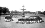 Worcester, Cripplegate Park 1925