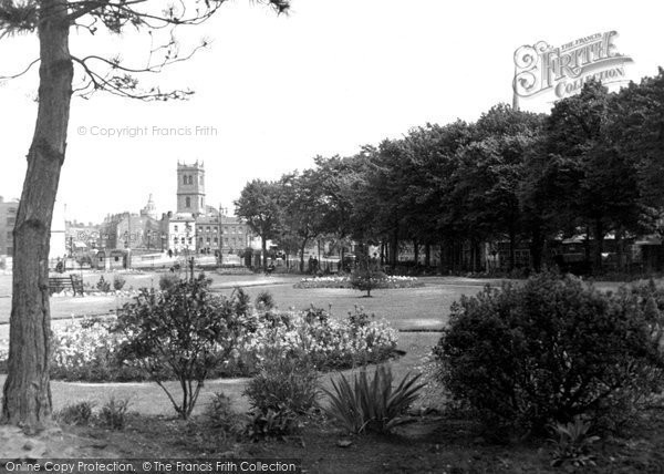 Photo of Worcester, Cripplegate Park 1933
