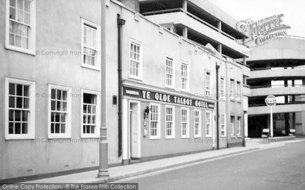 Photo of Worcester, Friar Street c.1965