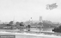 Worcester, From Weir 1891