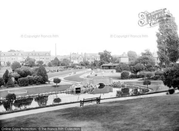 Photo of Worcester, Gheluvelt Park 1936