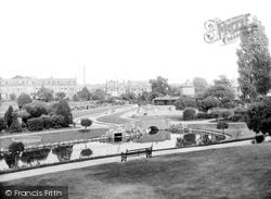 Worcester, Gheluvelt Park 1936