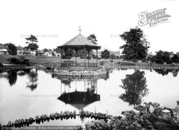 Photo of Worcester, Gheluvelt Park 1936