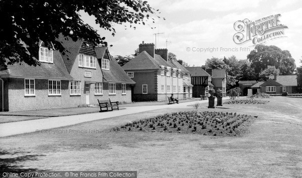 Photo of Worcester, Gheluvelt Park c1965