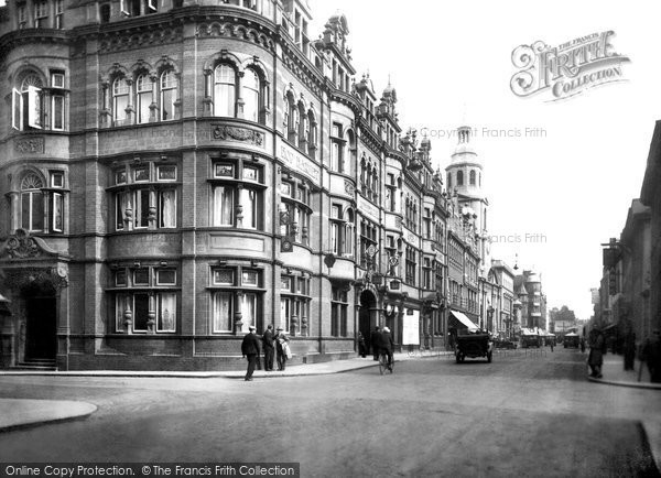 Photo of Worcester, Hop Market Hotel 1931