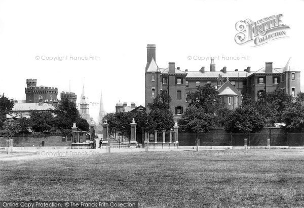 Photo of Worcester, Infirmary 1906