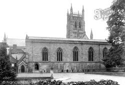Worcester, King's School 1906