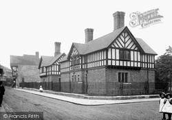 Worcester, Laslett's Almshouses 1910