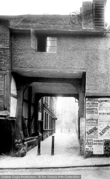 Photo of Worcester, Lich Gate 1906