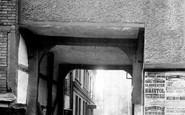 Worcester, Lich Gate 1906