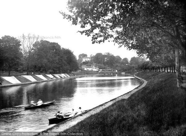 Photo of Worcester, New Promenade 1923