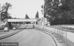 Worcester Park, Central Road c.1965