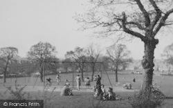 Worcester Park, Children's Corner, Cuddington Recreation Ground c.1950
