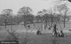 Worcester Park, Children's Corner, Cuddington Recreation Ground c.1950