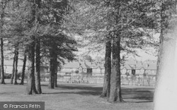 Worcester Park, Cuddington Recreation Ground c.1950