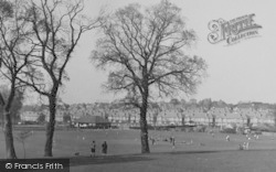 Worcester Park, Cuddington Recreation Ground c.1950