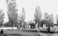 Worcester Park, Malden Green c1950