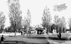 Worcester Park, Malden Green c.1950