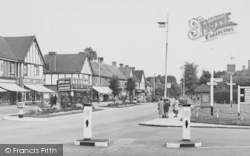 Worcester Park, Malden Road And Plough Green c.1950