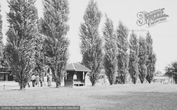 Photo of Worcester Park, Malden Road c.1965