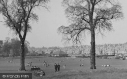 Worcester Park, Playing Fields, Cuddington Recreation Ground c.1950