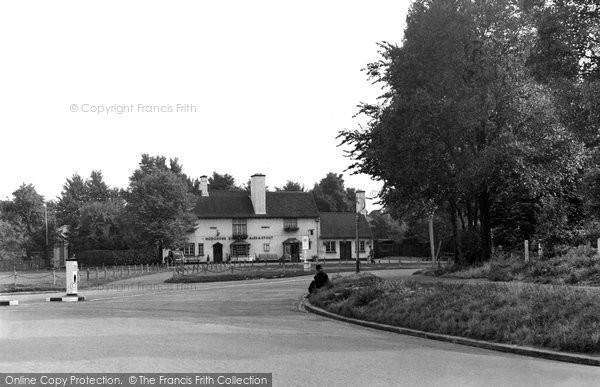 Photo of Worcester Park, Plough Green 1952