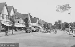 Worcester Park, Plough Green c.1955