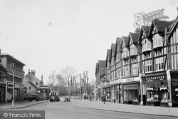 Worcester Park, The Parade c.1950