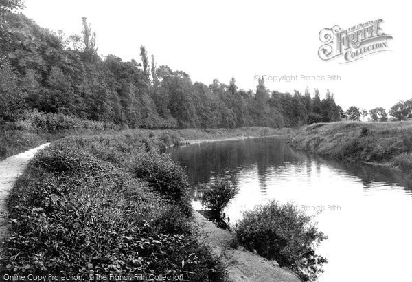 Photo of Worcester, River Severn 1906