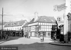 Worcester, Silver Street c.1950