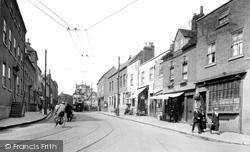 Worcester, St John's 1925
