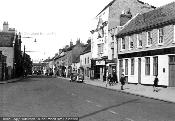 Photo of Worcester, St John's c.1950