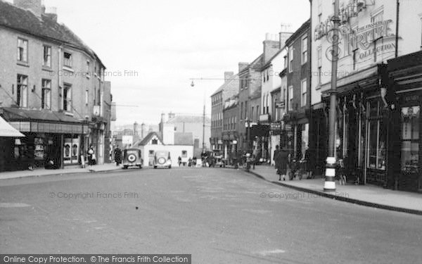 Photo of Worcester, St Johns c.1950