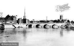 Worcester, The Bridge 1936