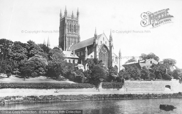 Photo of Worcester, The Cathedral 1899