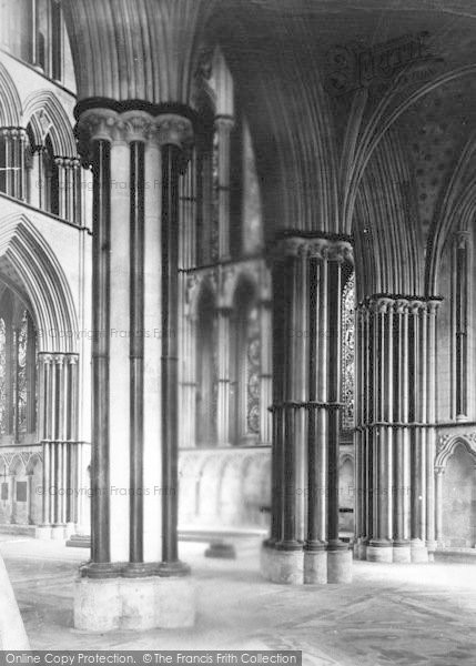 Photo of Worcester, The Cathedral, The Lady Chapel c.1869