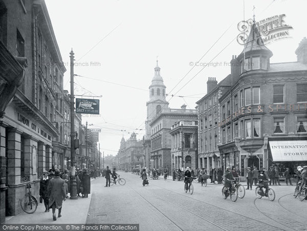Photo of Worcester, The Cross 1923