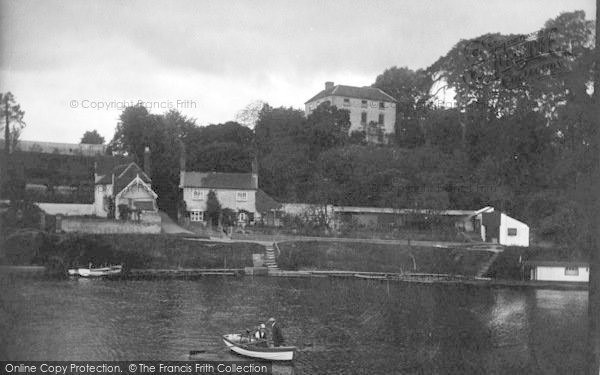 Photo of Worcester, The Dog And Duck Ferry 1923
