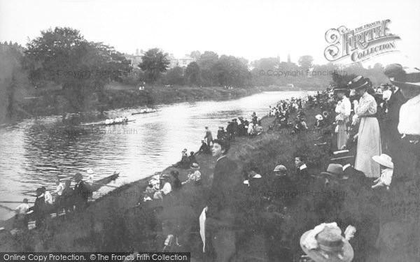Photo of Worcester, The Regatta 1910
